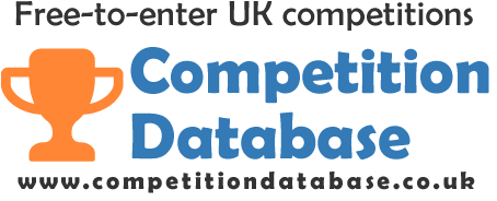 Competition Database - a huge source of free uk competitions